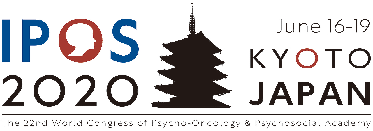 IPOS2020 : The 22nd World Congress of Psycho-Oncology and Psychosocial Academy