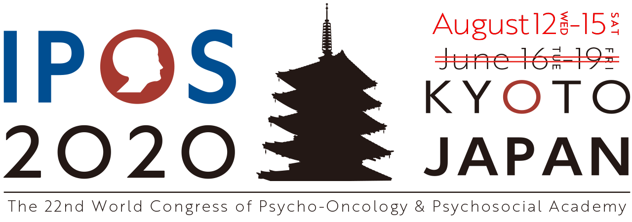 IPOS2020 The 22nd World Congress of Psycho-Oncology and Psychosocial Academy